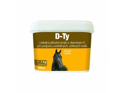 D-Ty pro rychlé zotavení svalů a špičkový výkon, kyblík 0,5 kg