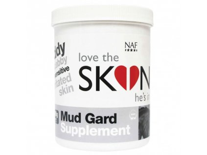 Mud Gard Supplement pro zdravou kůži ohroženou podlomy, Balení 690g