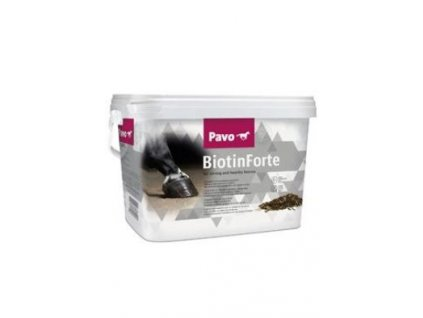 PAVO BiotinForte 3kg New