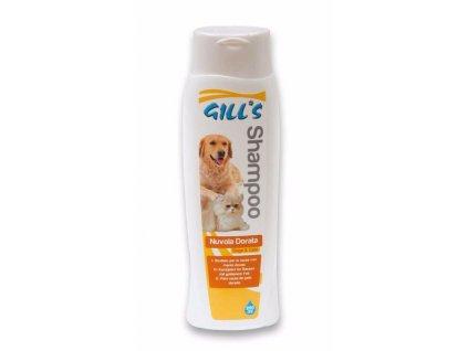 GILLS šampon Zlatá srst 200 ml
