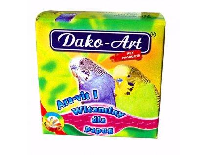 Vitamíny na přepeření papoušek 30 g