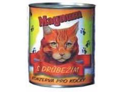 Magnum kočka drůbeží 855 g