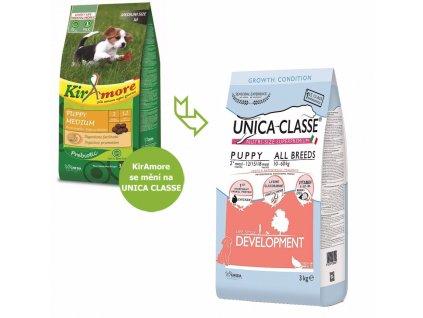 UNICA CLASSE Development Puppy All Breeds Chicken 3 kg