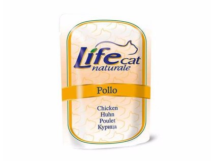 LifeCat Chicken, kapsička 70 g