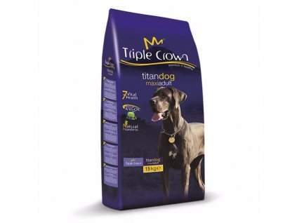 Triple Crown Dog Adult Maxi Titan 15 kg