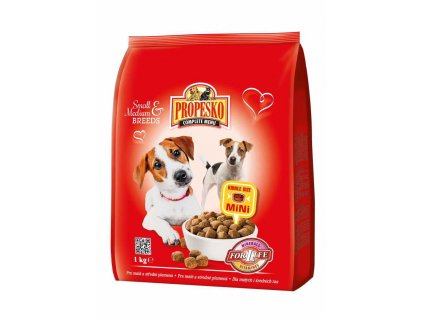 PROPESKO Dog Mini, granule 1 kg