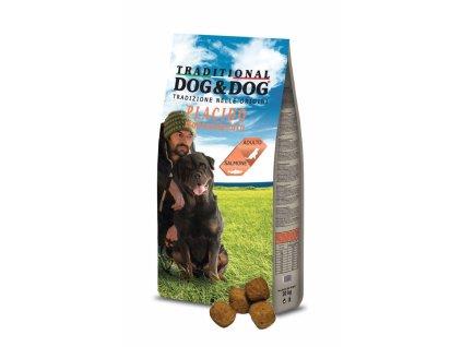 Dog & Dog Placido Salmon 20 kg