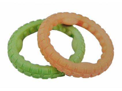 Hračka pes - plovací kruh z pěny