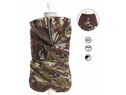 Obleček Military  54 cm