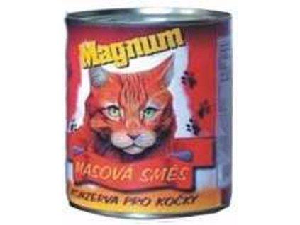 Magnum kočka masová 855 g