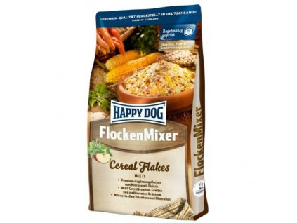 28070 happy dog premium flocken vollkost 3 kg