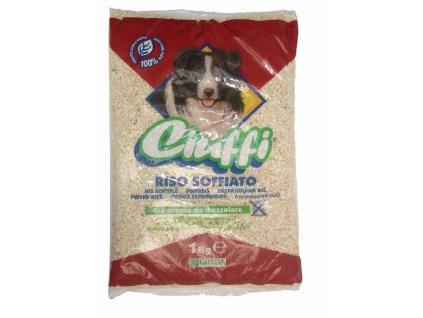 Ciuffi Riso Soffiato (pufovaná rýže) 1 kg