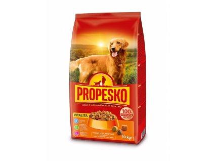 PROPESKO Dog Vitality, granule 10 kg
