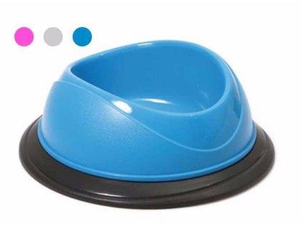 Miska plast s gumou Georgeplast