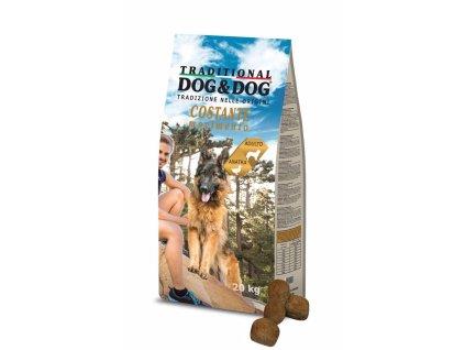 Dog & Dog Costante Duck 20 kg