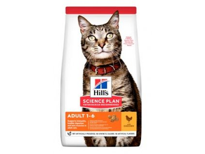 Hill's Fel. Dry SP Adult Chicken 10kg
