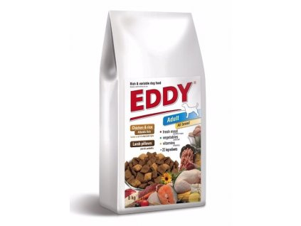 Eddy Dog Adult All Breeds 8 kg