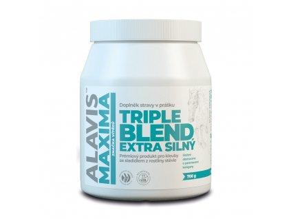 ALAVIS MAXIMA Triple Blend Extra silný 2 x 700g