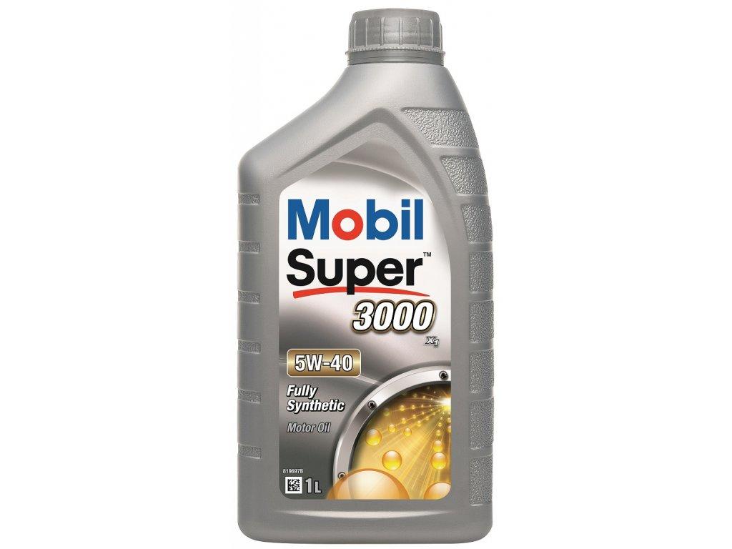 MOBIL SUPER 3000 X1 5W40 (1L)