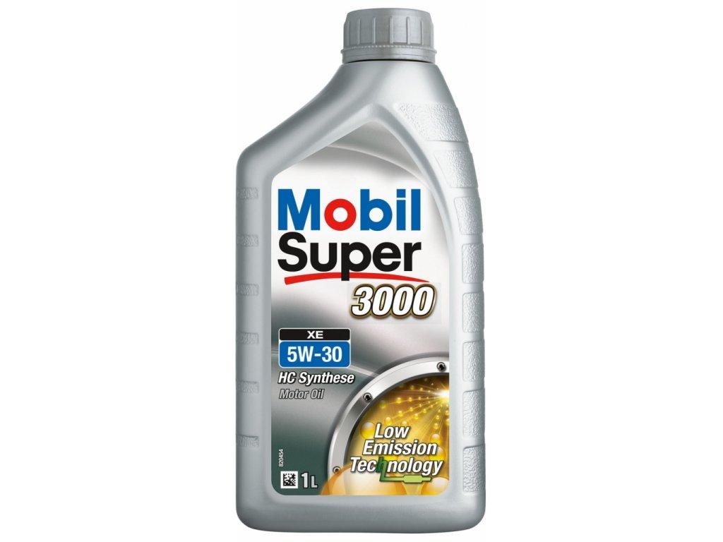 MOBIL SUPER 3000 XE 5W30 (1L)
