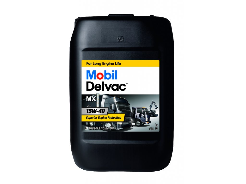 delvac mx15w40