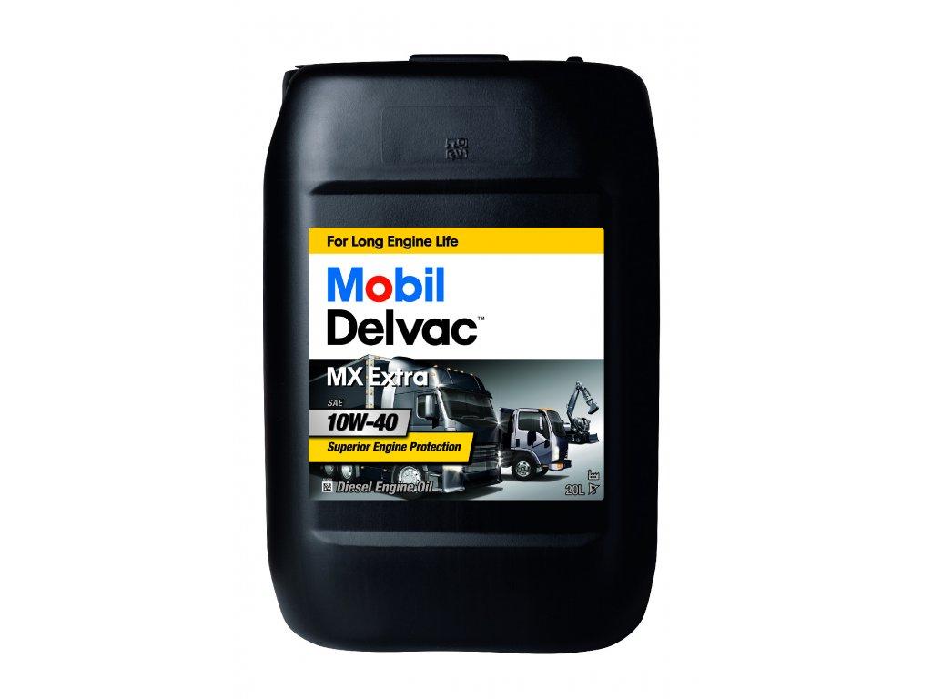 delvac mx extra 10w40 (20L)