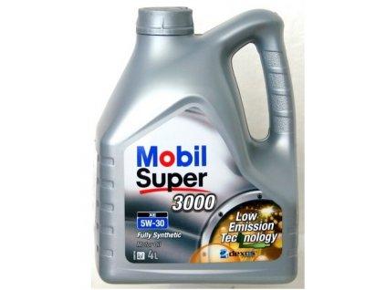 MOBIL SUPER 3000 XE 5W 30 (4L)