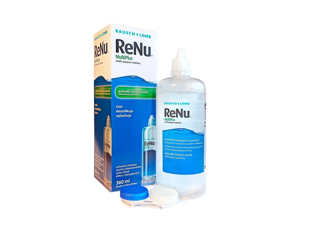 Bausch & Lomb Roztok ReNu MultiPlus 360 ml