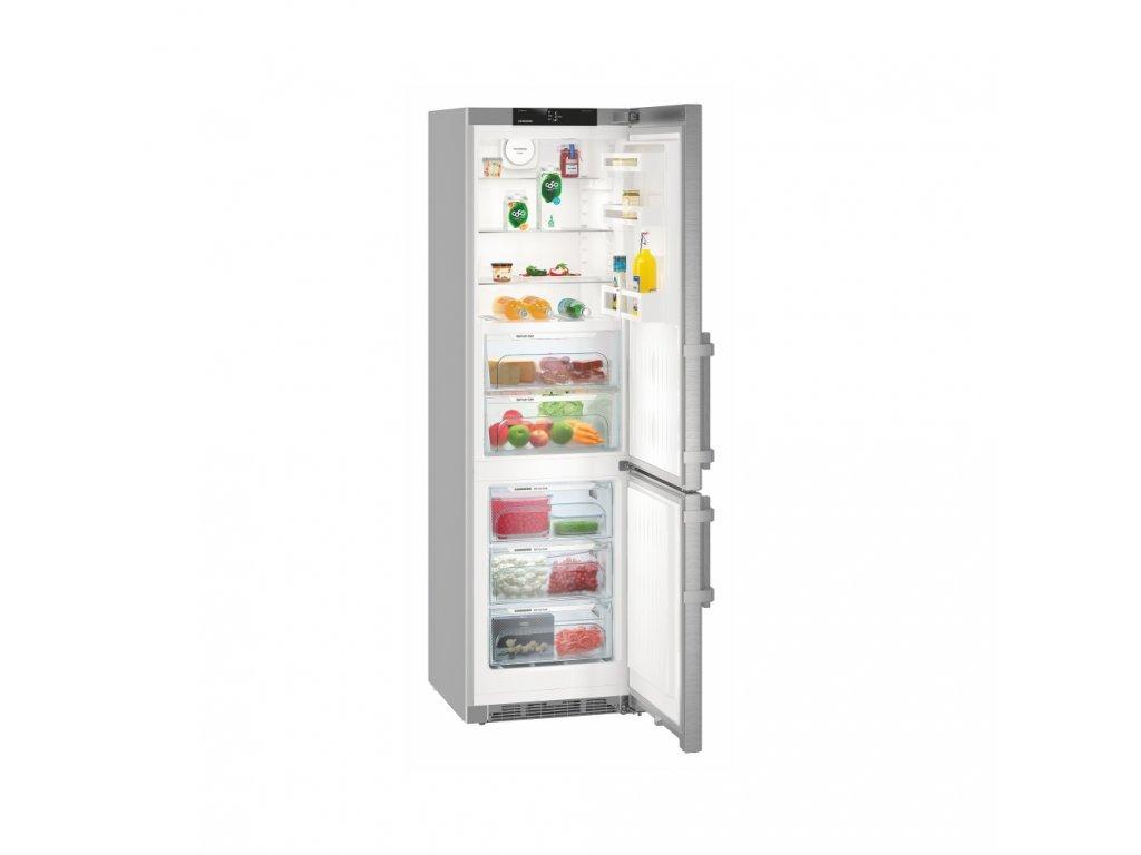 LIEBHERR Kombinovaná chladnička s mrazničkou CBNef 4815