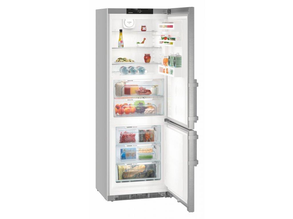LIEBHERR Kombinovaná chladnička s mrazničkou CBNef 5715
