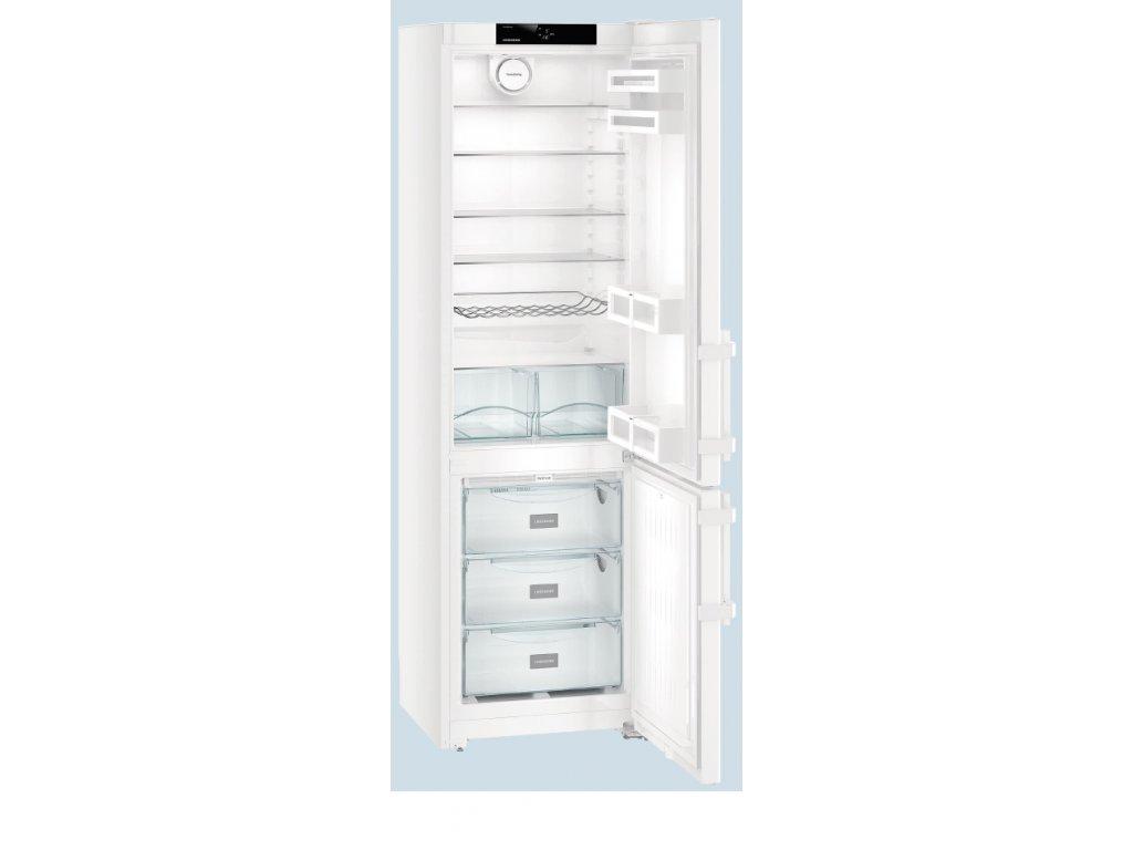 LIEBHERR Kombinovaná chladnička s mrazničkou CN 4015