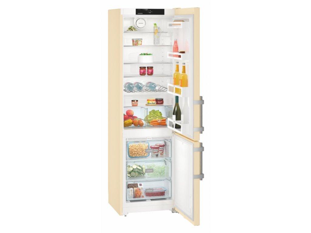 LIEBHERR Kombinovaná chladnička s mrazničkou CNbe 4015