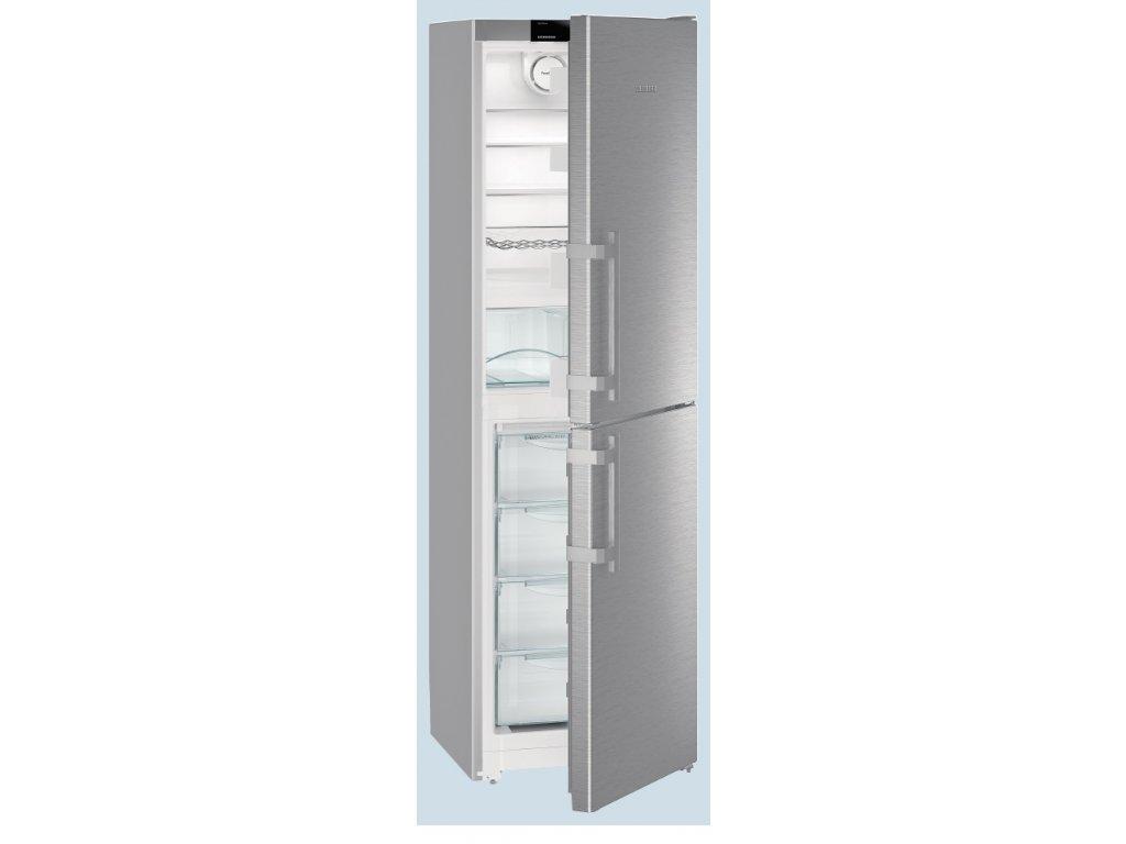 LIEBHERR Kombinovaná chladnička s mrazničkou CNef 3915