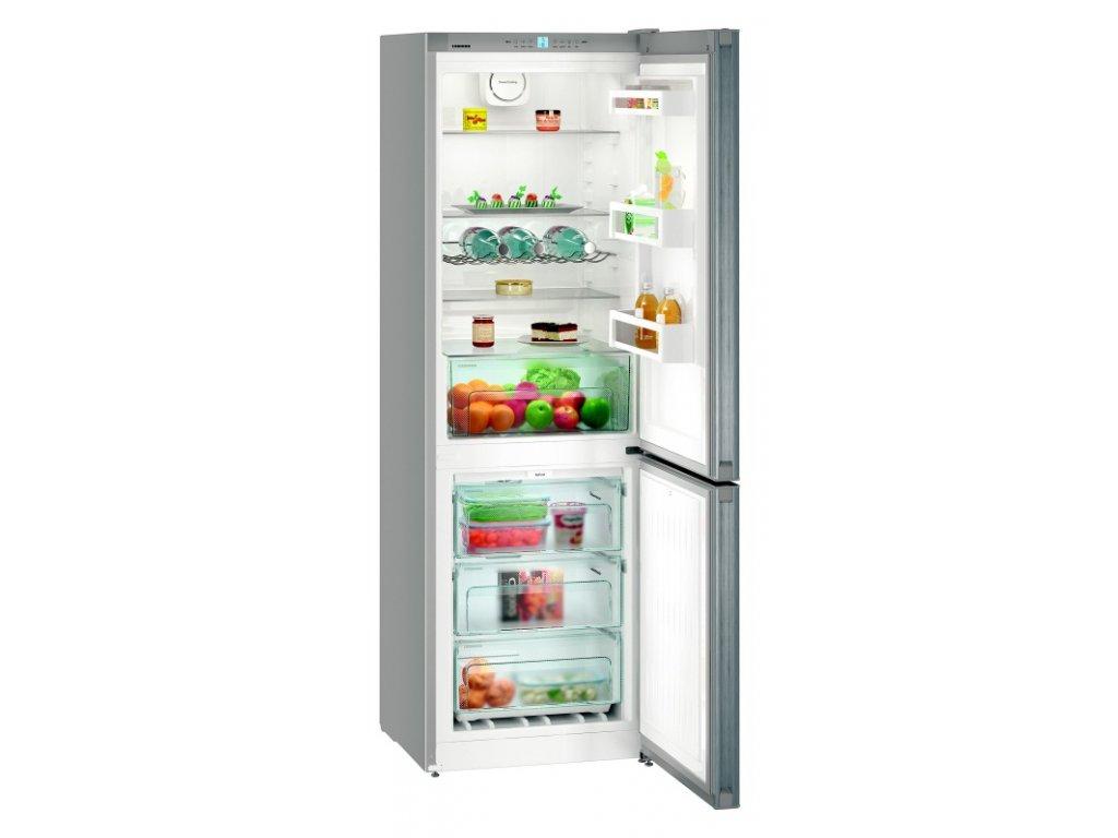 LIEBHERR Kombinovaná chladnička s mrazničkou CNel 4313