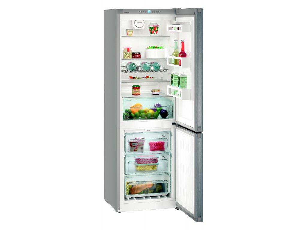 LIEBHERR Kombinovaná chladnička s mrazničkou CNPel 4313