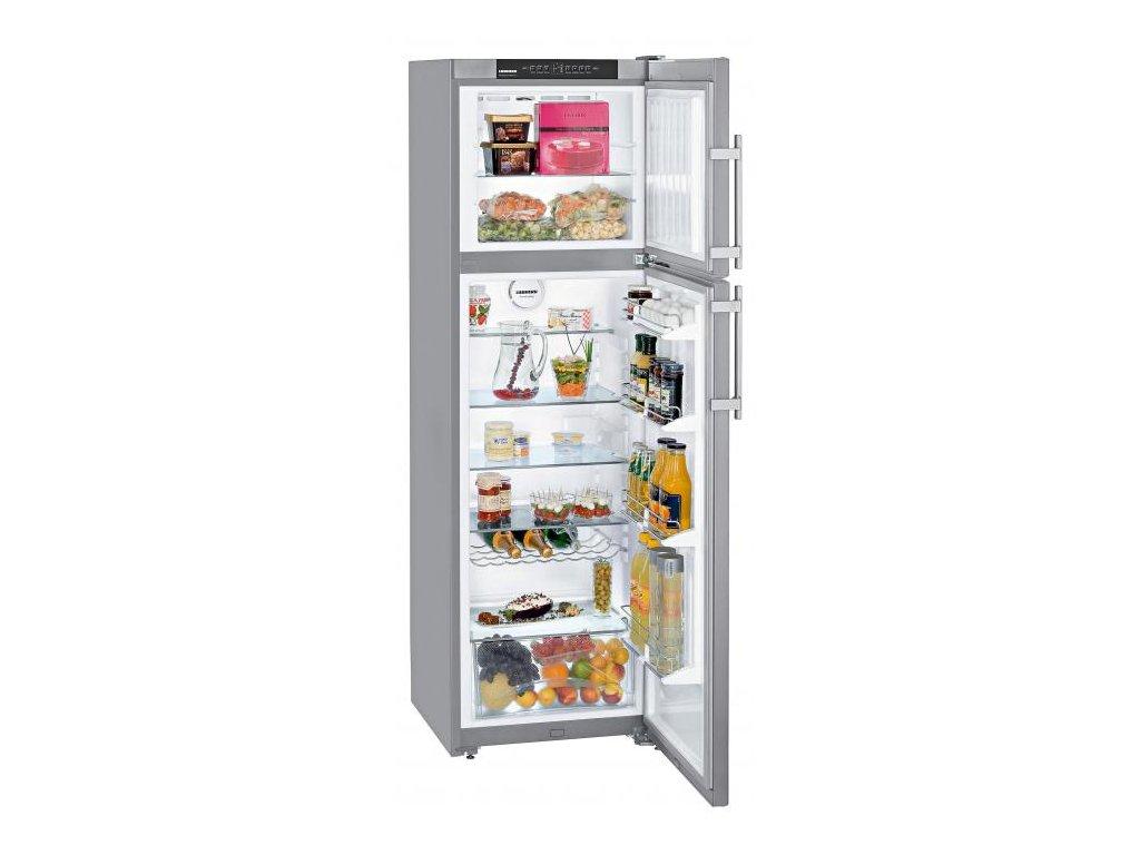 Kombinovaná chladnička s mrazničkou LIEBHERR CTNesf 3663