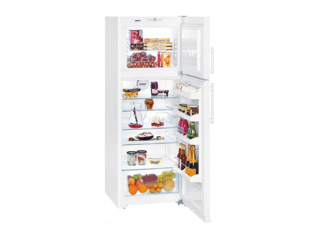 Kombinovaná chladnička s mrazničkou LIEBHERR CTP 3016