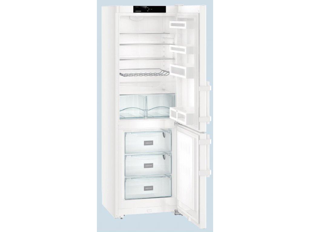 LIEBHERR Kombinovaná chladnička s mrazničkou CU 3515