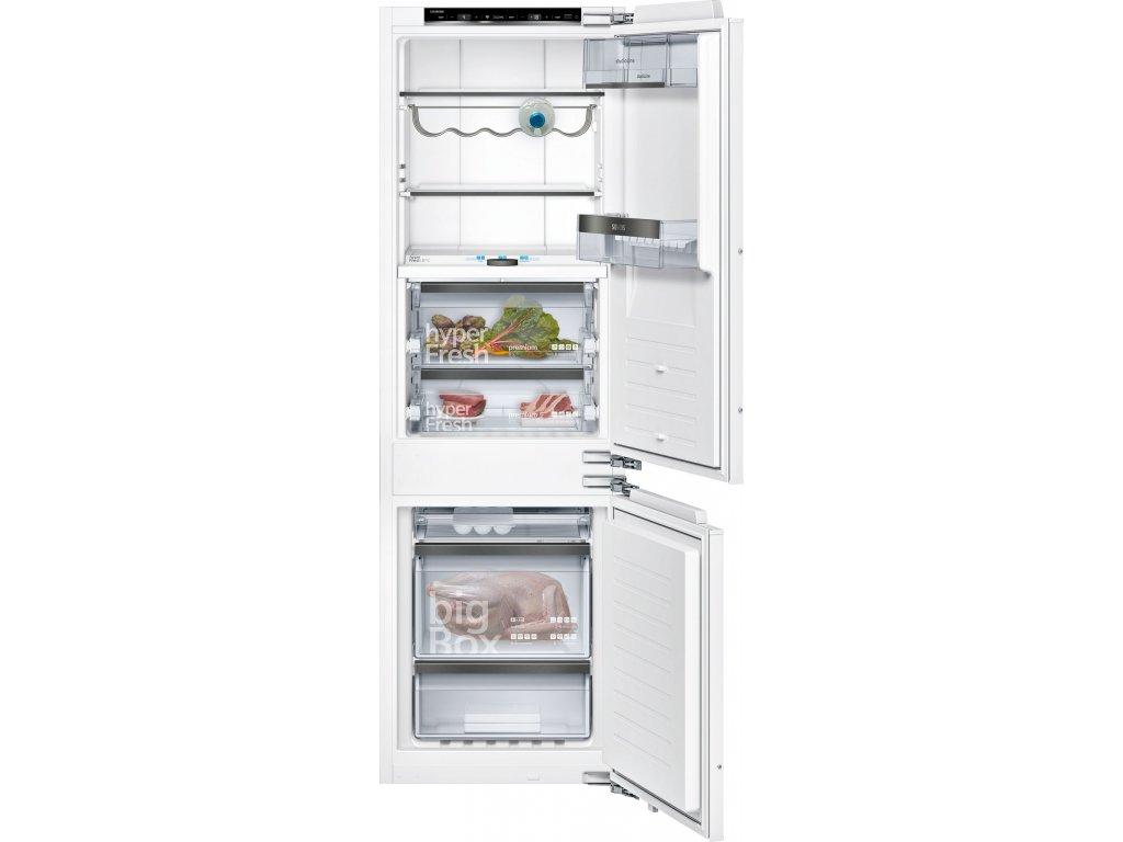 SIEMENS Kombinovaná chladnička s mrazničkou KI 86FHD40