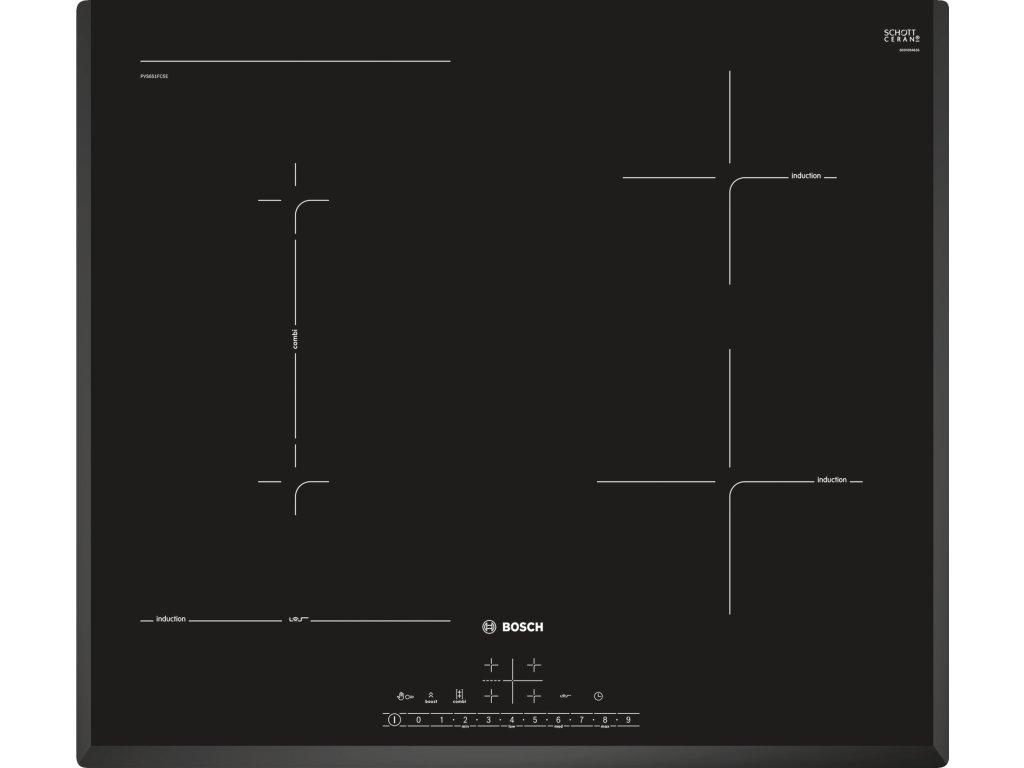 Sklokeramická deska BOSCH PVS 651FC5E