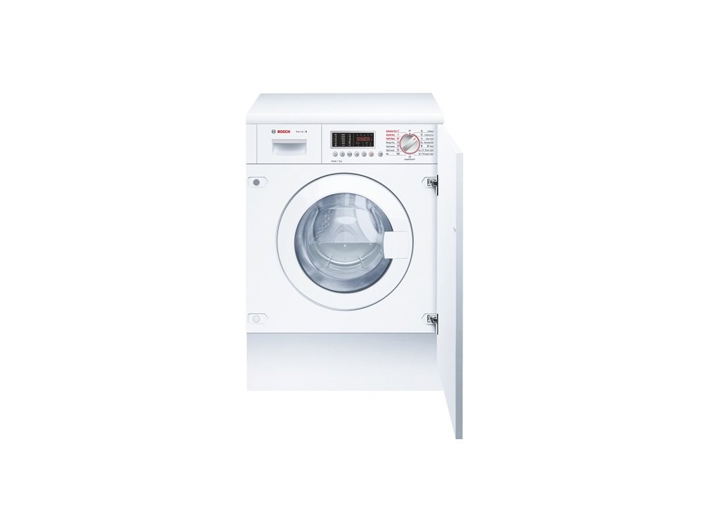 Pračka se sušičkou BOSCH WKD 28541EU