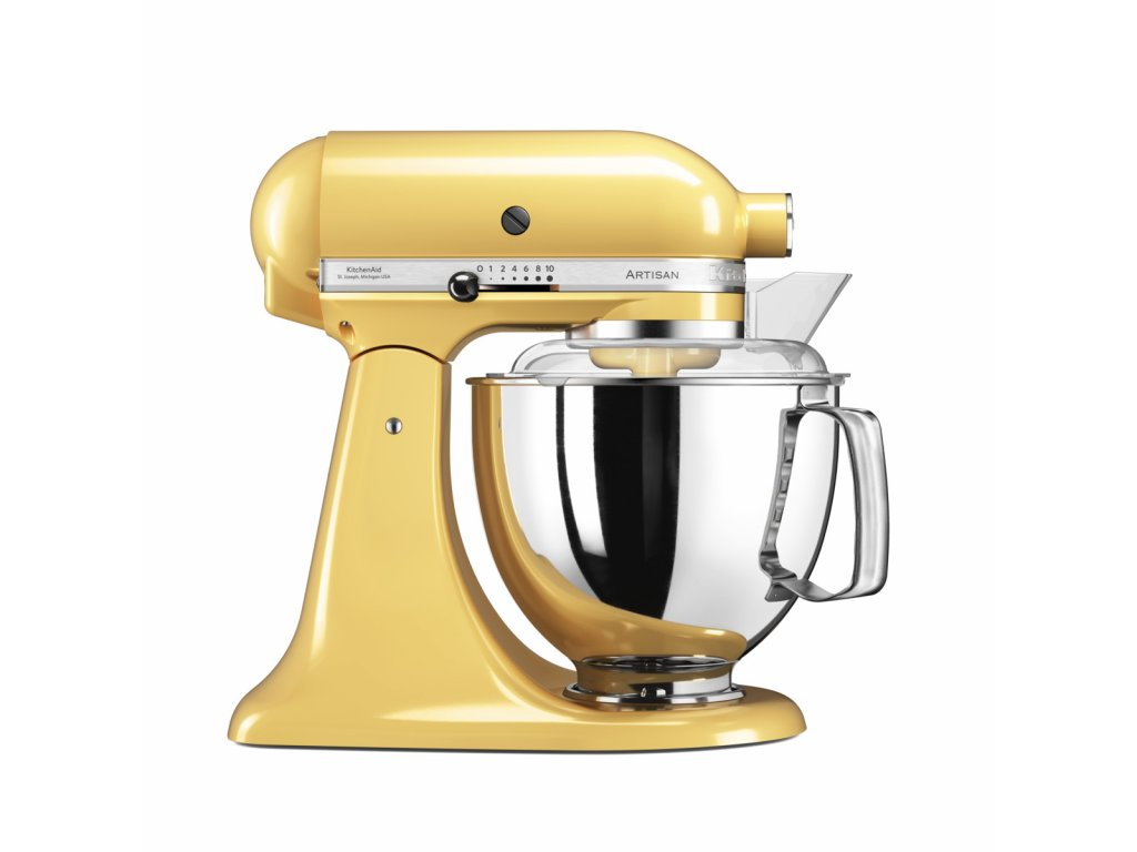 Robot KITCHENAID 5KSM175PSEMY žlutá