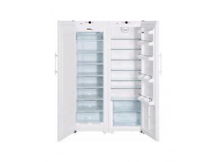 Americká lednička LIEBHERR Side-By-Side SBS 7212