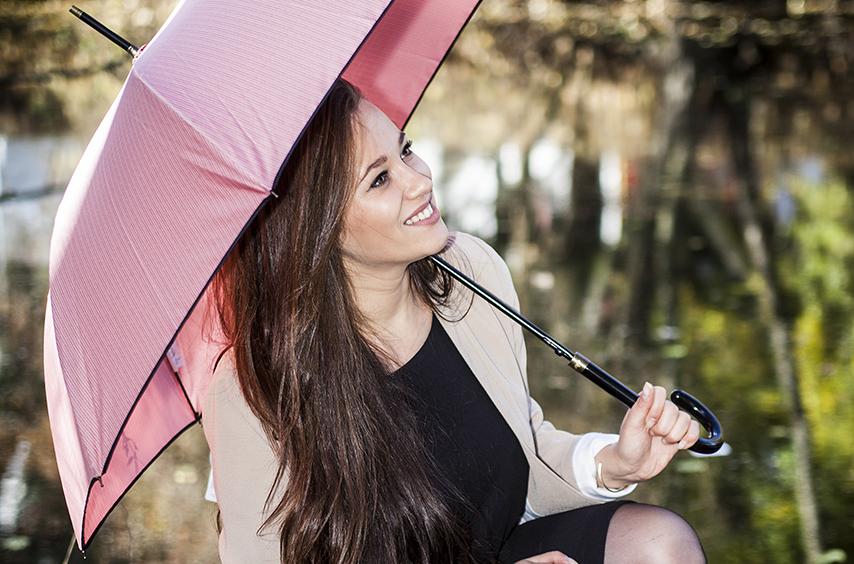 Jak vybrat deštník