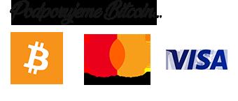 Podporujeme Bitcoin!