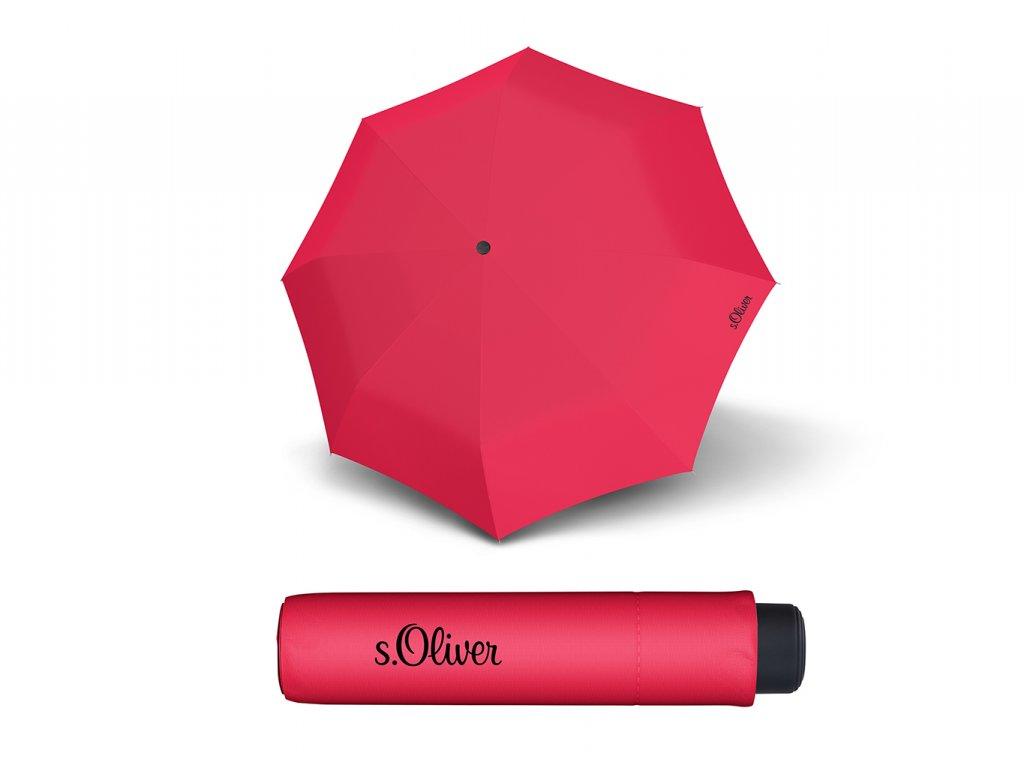 s.Oliver smart uni seasonal pink