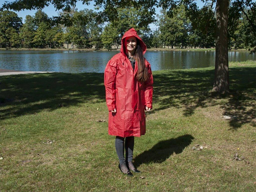červená pláštěnka pro dospělé