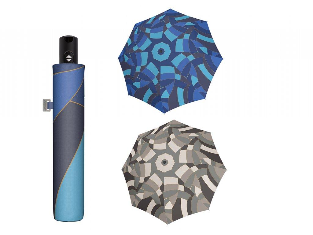 luxusní dámský plně automatický deštník doppler euphoria