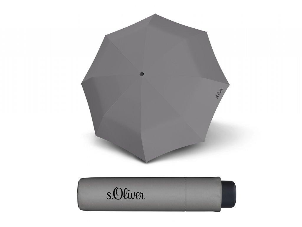 dámský mini deštník do kabelky s.Oliver smart