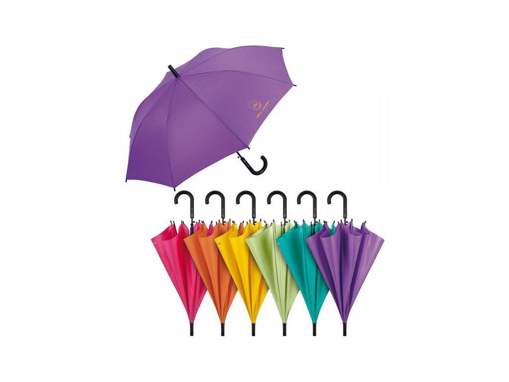 Cachemir Rain Colors jednobarevný deštník